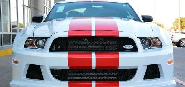 This Wide Body 2014 Mustang Has A Sad Secret…