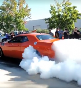 JBA Speed Shop Coffee & Cars & Burnouts!