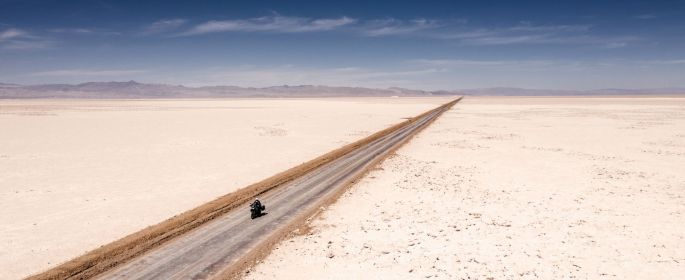 Chile: A land of Arid and stunning emptiness