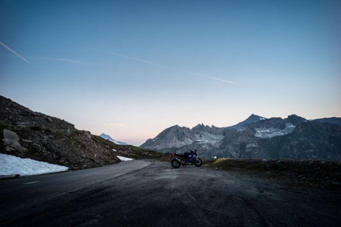 La Route des Grandes Alpes - Le Col de l'Iseran