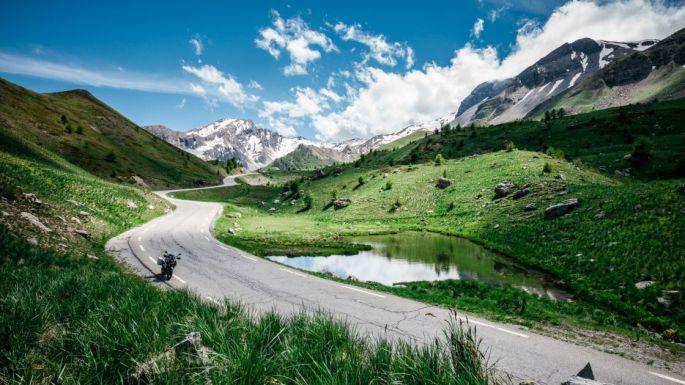 La Route des Grandes Alpes - Col du Vars
