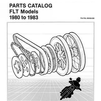 1980-1983 FLT Models Parts Catalog