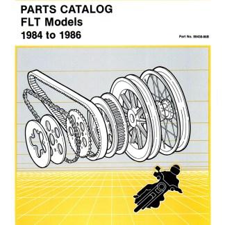 1984-1986 FLT Models Parts Catalog