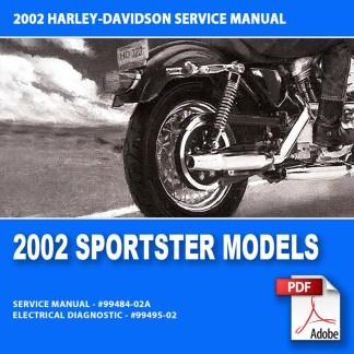 2002 Sportster Models Service Manual