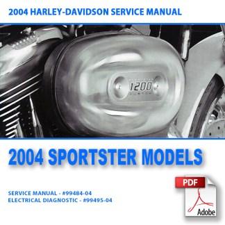 2004 Sportster Models Service Manual