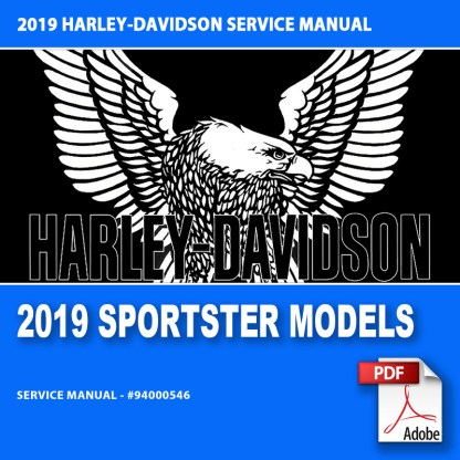 2019 Sportster Models Service Manual