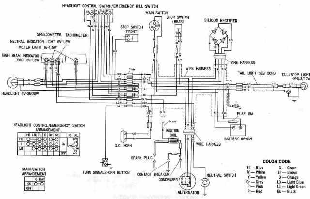honda ex5 wiring diagram stateofindiana