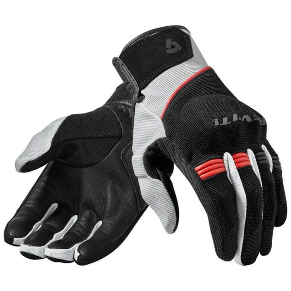 Motorcycle Gloves Leather Revit Mosca
