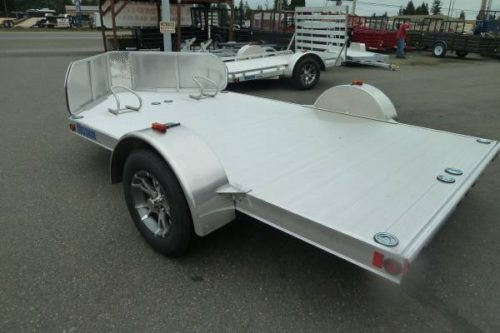 Stainless Steel Trailer Tandem Fenders