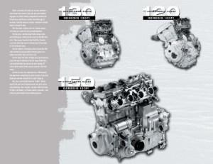 2010 Yamaha Snowmobile FX Nytro RTX XTX Phazer RTX GT Apex GT LTX RS Vector Venture Viking Catalog