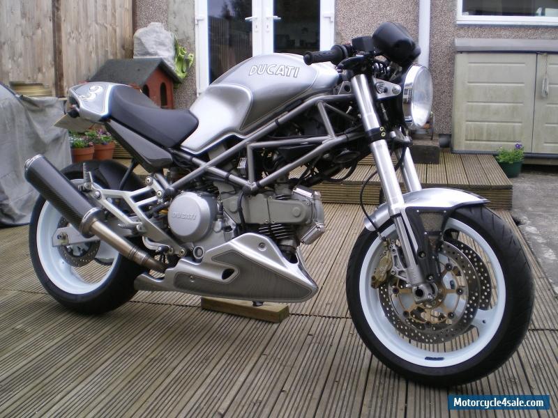 Cafe Racer Ducati Monster 600 Kayamotorco