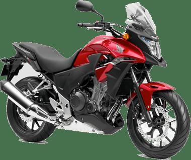 2014 Honda CB500X Motorcycle Review