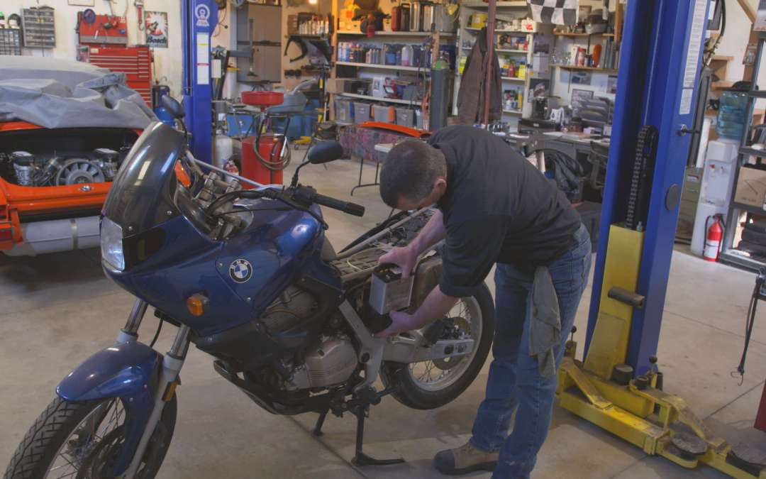 Web Series | In Tune, 7 Spring Motorcycle Maintenance Essentials #2 Battery