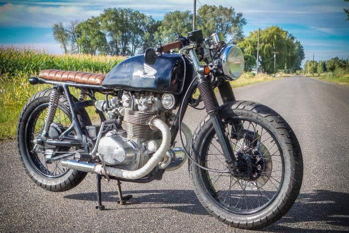 motorcycle exhaust wrap
