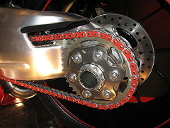 Motorcycle Chain Drive