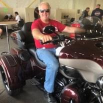 Motorcycle Mike in Sturgis 19