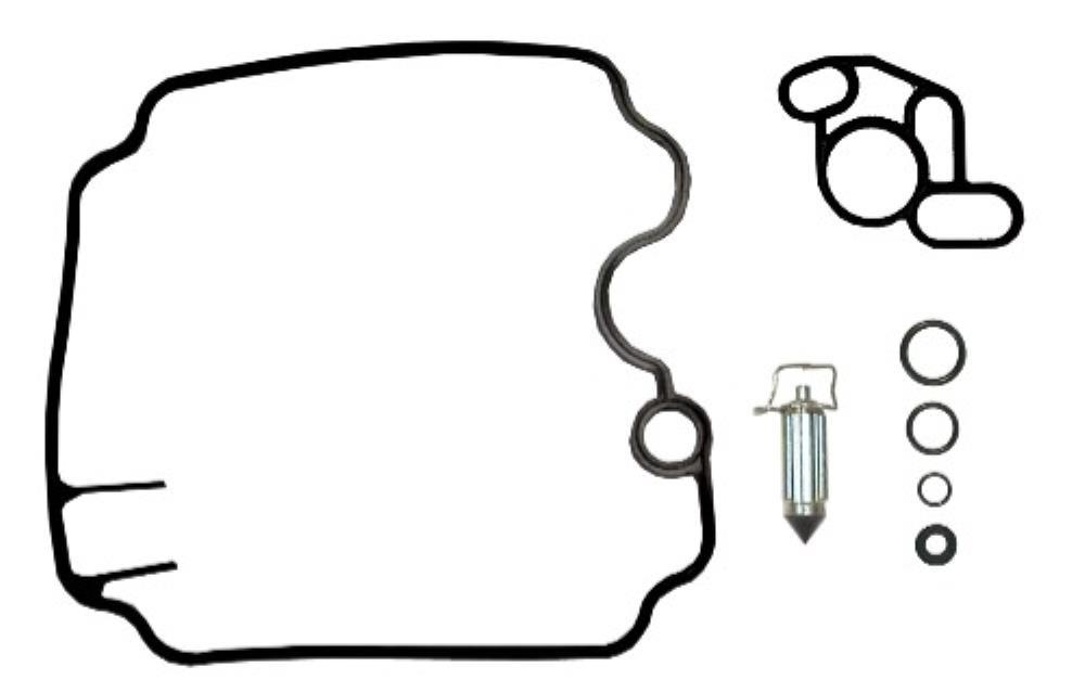 Carb Repair Kit For Yamaha Fzr Ru Exup 3lg4