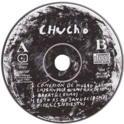chucho_ep_cd