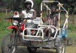Motorcycle Ambulance