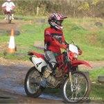 Aline from Brazil Shares Her Motocross Adventure