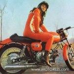 Aermacchi Motorcycle A Precious History