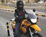 woman Rider Kuwait