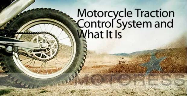 Motorcycle Traction Control Systems on Motoress