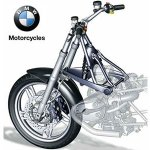 BMW Motorcycle Telelever Fork System Gives Performance Leverage
