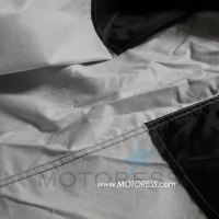 Fleece Lined to Protect Bike Surfaces