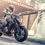2017 Kawasaki Z650 Light, Nimble Raw Refined Look