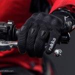 Bare As Air Rukka Airi Summer Motorcycle Glove