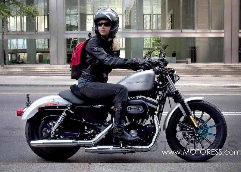 Harley-Davidson Sportster 883 on MOTORESS