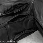 Customized Comfort Triple Vent System Women's Leather Jacket from Harley-Davidson