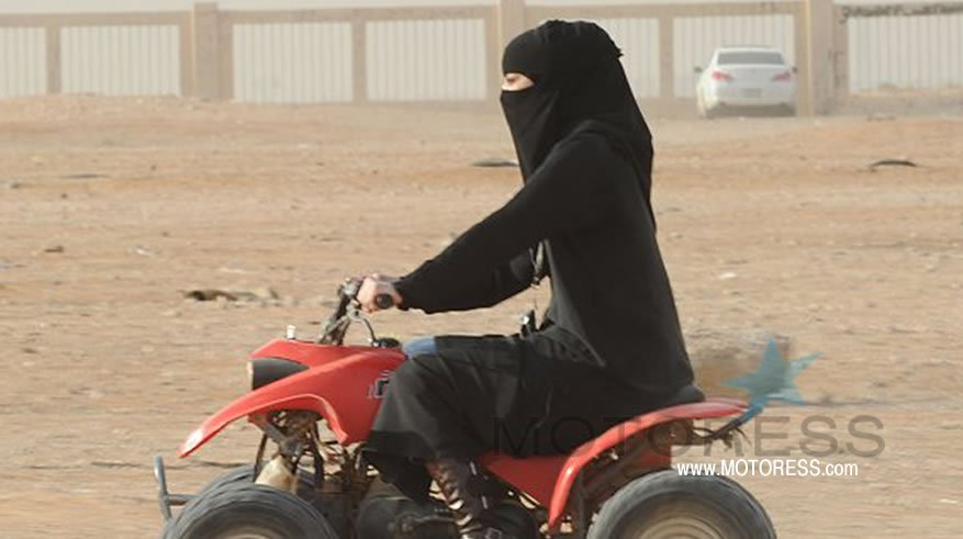 Saudi Women Allowed To Ride Motorcycles - Driving Ban Lifted - MOTORESS