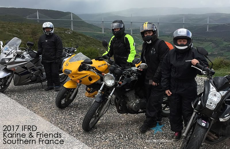 FRANCE International Female Ride Day Gallery on MOTORESS