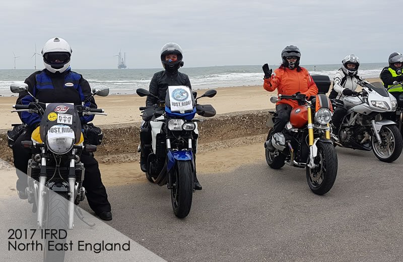 North East ENGLAND International Female Ride Day Gallery on MOTORESS