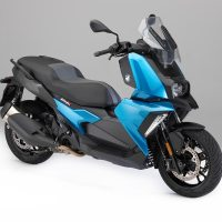 BMW C 400 X: el scooter ideal es alemán