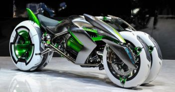 Kawasaki Ninja H2 concept