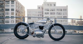 BSA A50 By Hazam Motorworks