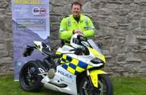Politiemotoren Ducati 1199 panigale