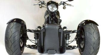 Trike kit voor Harley-Davidson