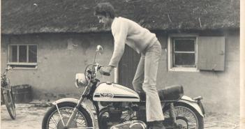 Mijn eerste motor: BSA C11 - Motorfans.nl