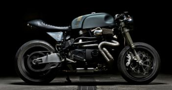 Buell X1 custom cafefighter