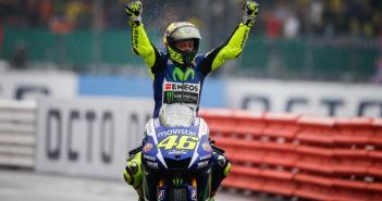 MotoGP Silverstone 2015 Rossi