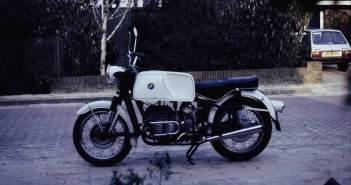 bmw r60/6 1962 'mijn eerste motor'