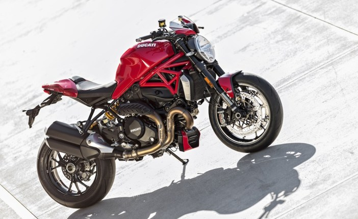 Ducati MONSTER 1200 R 2015