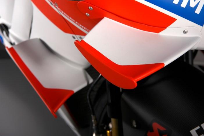 Ducati Desmosedici GP16 wings