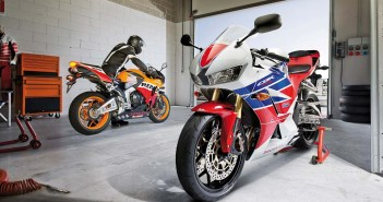 Honda CBR600RR stopt
