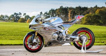 Norton V4 RR Superbike