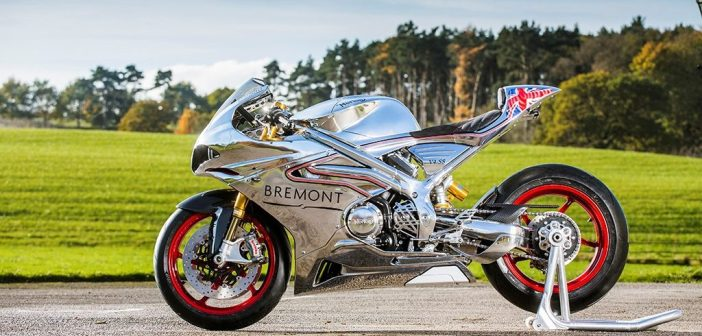 Norton V4 RR Superbike
